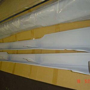 Sideskirts golf 4 R32 - 3-deurs