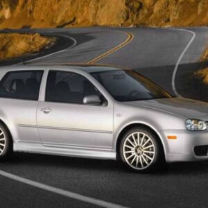 VW Golf IV R32 pakket
