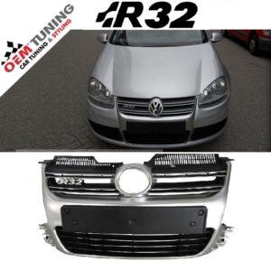 R32 grille - Alu OEM DESIGN-0