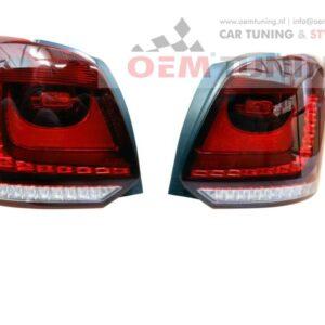 POLO 6R LED Achterlichten R20 GTI look-0