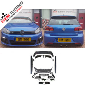 GOLF 6 R20 bodykit / pakket-0