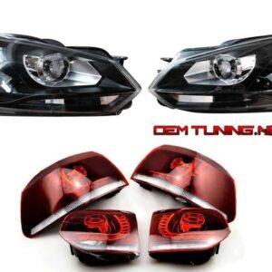 R20 Koplampen & R20 GTI Achterlichten set