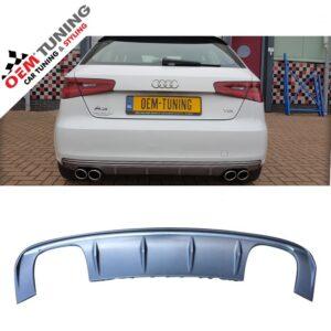 S3 8V Diffuser | Sportback & Hatchback | NON S LINE-0