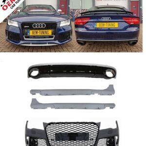 Audi RS7 bodykit | A7 4ga | 2010-2014 | -0