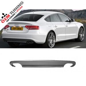 S5 Look Diffusor | Audi A5 8T Sportback 2009-2011-0