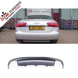 S6 Diffuser | Audi A6 4G C7 Sedan 2011-2014 -0