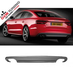 S5 DIFFUSOR |Audi A5 8T Sportback | 2012 - 2015-0