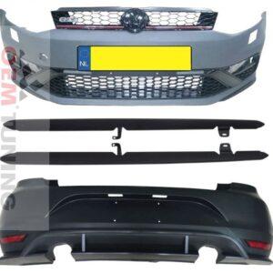 Vw polo 6C & 6R GTI bodykit / pakket | dual uitlaat-0