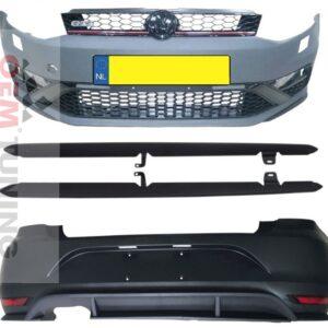Vw polo 6C & 6R GTI bodykit / pakket   SINGLE UITLAAT-0