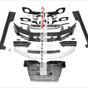 Audi TT RS Bodykit   OEM DESIGN   2006-2014-0