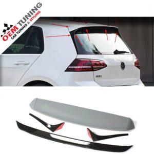 Golf 7 GTI | R line | R20 Dakspoiler | OEM DESIGN | ABS-0