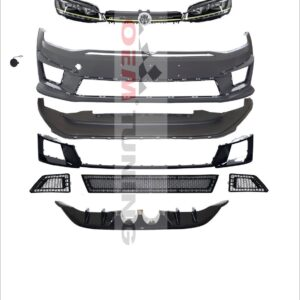 VW GOLF 7 R400 bodykit | OEM DESIGN | + R400 koplampen-0