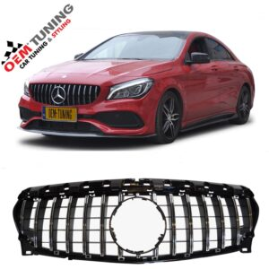MERCEDES-BENZ C117 X117 CLA | Panamericana GT R GRILLE | 04/2016 - 2019 |-0