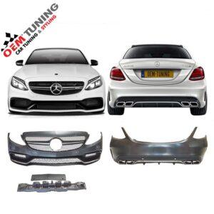 Mercedes C-Klasse W205 C63 AMG BODYKIT | 2015-2018 | SEDAN-0