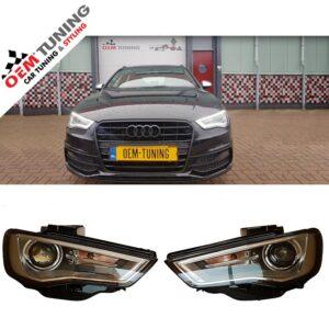 Audi A3 Xenon LEd koplampen   2012-2016  -0
