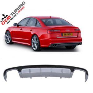 S6 Diffusor | Audi A6 SEDAN & AVANT 4G C7 Facelift | S line-0