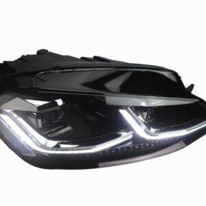 Dynamische BI - LED KOPLAMPEN R LINE | R | GTD | GOLF 7.5 Look | 2012 - 2017 |-3818
