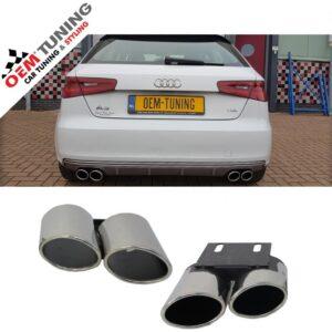 S3 S4 S5 S6 S7 sierstukken | Sedan Hatchback Sportback | 2013-2017 |-0