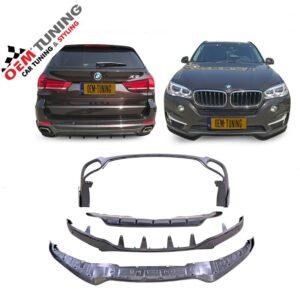 BMW X5 serie | F15 | M-Tech Aero Kit | voor standaard bumper-0