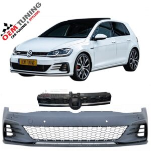 VW GOLF 7 Voorbumper GOLF 7.5 GTD LOOK | 2012 - 2016 | -0
